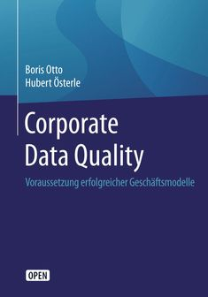 Corporate Data Quality - Boris Otto